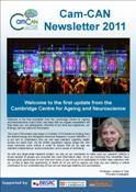 Cam-CAN Newsletter 2011