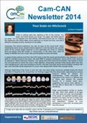 Cam-CAN Newsletter 2014
